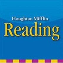 Houghton Mifflin Reading: The Nation's Choice: Reader's Library Blackline Master