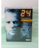 CRIME SHOW 24 COUNTDOWN GAME BRIARPATCH PAUL MICARELLI 2006 2-4 PLAYER A... - $6.37