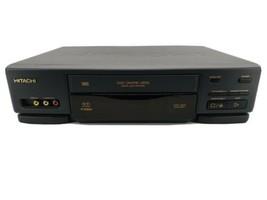 Hitachi Vt F380A Vhs Hi Fi Stereo Vcr No Remote - $74.76