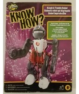Edu Science Know How? Rough & Tumble Robot Building Action Kit 2013 New ... - $15.83