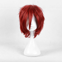 Halloween Child's Play Chucky Cosplay Red Short Full Wig+Wig Cap - $13.85