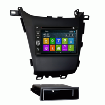 DVD GPS Navigation Multimedia Bluetooth Radio & Dash Kit for Honda Odyss... - $296.88