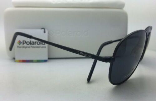 Polaroid Sonnenbrille PLD 1004/S 003 C3 61-15 Schwarz Aviator Grau