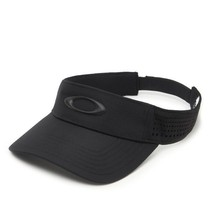NEW! Black OAKLEY Performance Men/Women Golf/Tennis/Running Visor/Hat/Cap - $44.43