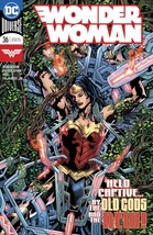 Wonder Woman #36 NM DC - $2.96