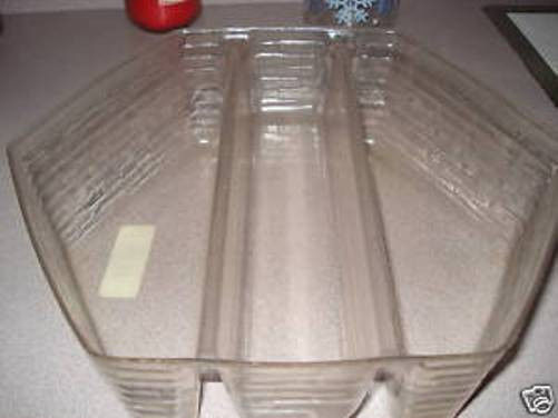 "Primary image for Longaberger 14"" Generations Basket 3 Way Divided Plastic Protector Only New"