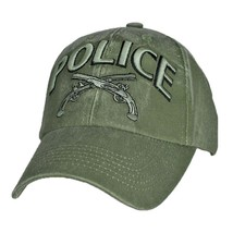 US ARMY MILITARY POLICE - U.S. Army Police OD Green Military Baseball Ca... - $23.95