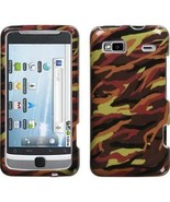 HTC G2 VANGUARD T-MOBILE HARD PROTECTIVE SHELL CELL PHONE COVER CASE CAM... - $5.99
