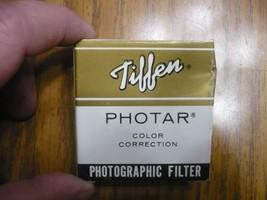 Tiffen Photar series #7 8 (Yellow 2) Filter Lens 2x2 Square New - $6.50