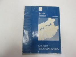 1992 Mitsubishi Overhaul Manual Transmission Service Repair Manual WORN OEM 92 - $23.75