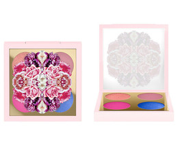 MAC Patrick Starr Play With Me Eyeshadow Palette Eye Shadow 4 Colors Blue Pink  - $21.50