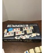 1990 Pressman Rummikub Rummy Tile Game 100% Complete in Box - $20.00