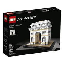 LEGO Architecture Arc de Triomphe (21036 New) Building Set France - $48.98