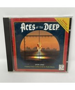 Aces of the Deep Sierra PC Game on CD - $4.94