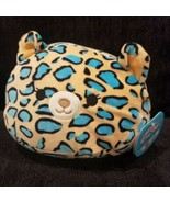 "Liv Leopard Cheetah Cat 8"" Squishmallow Plush Stackable Christmas 2020 NWT - $16.43"