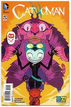 Catwoman 42 Ben Caldwell Teen Titans Go Cover Variant 2015 DC Comics (NM) - $2.99