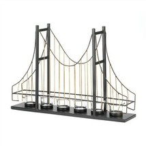 Golden Gate Bridge 6 cup Candle Holder - $45.86