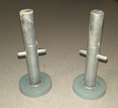 FSP 86815 Rear Leveling Leg W/Pad-Genuine Whirlpool OEM (Set of 2) - $15.99