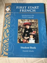 Memoria Press - First Start French Level 1 Student book - $19.45