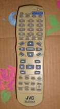 JVC-RM-SXV067A-DVD-Player-Remote - $5.99