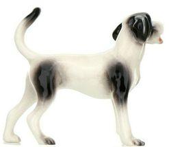Hagen Renaker Dog Coonhound Happy Hound Ceramic Figurine image 7