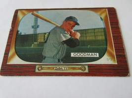 1955 Bowman Baseball Cards , Lot of 12 , Poor/Good Condition Cards - $24.00