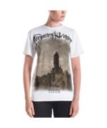 Forgotten Winter - Vinda [White t-shirt with long design / Women] - $37.00