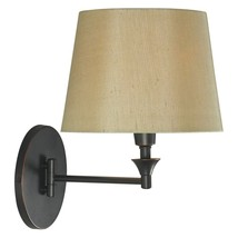Kenroy Home Martin Wall Swing Arm Lamp - Oil Rubbed Bronze - $151.20