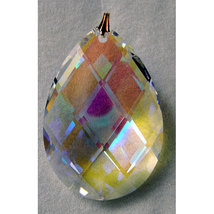 Swarovski Crystal Lattice Pear Prism image 1