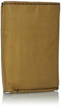 Levi's Men's Premium Leather Credit Card Id Wallet Trifold Cognac 31LV1179 image 2