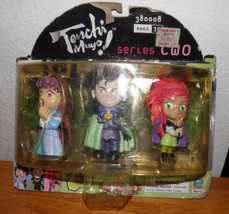 Tenchi Muyo Series TWO Headliners NEW OLD STOCK Buy It Now US SELLER LOO... - $15.66
