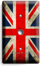 ENGLAND GREAT BRITAN RASTIC UK FLAG LIGHT DIMMER CABLE PLATE ROOM HOME A... - $9.89