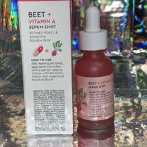 New In Box Sweet Chef Beet Vitamin A Serum Shot 30mL (1oz.) Vegan Refine/Smooth image 3