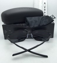 Polarized OAKLEY Sunglasses CONDUCTOR 6 OO4106-02 Lead Frame w/ Black Iridium