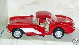 1957 Chevy Corvette Vintage Replicas Diecast - Chevrolet Vette - MIB - $24.14