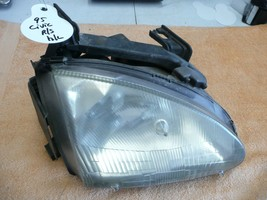 92-95 HONDA CIVIC 2 dr coupe right/passenger side headlight/headlamp used - $21.76