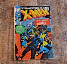 The X-Men #70 (Marvel, 1971) And None Shall Survive VG Condition - $19.25