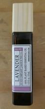 Essenza Roll On Essential Oil Lavender 0.33 Oz New Without Box - $7.13
