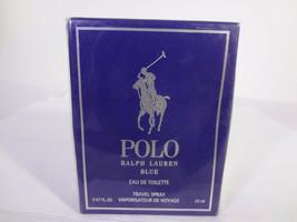 Polo Ralph Lauren Blue Travel Spray 0.67 fl oz {HB-P}  - $26.18