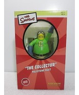 Simpsons The Collector Polystone Bust Limited Edition 419/1000 - Sidesho... - $72.57