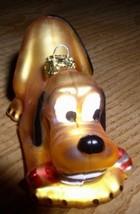 Disney Pluto Dog blown Glass - $22.99