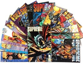 Supreme 17 Comic Lot Image Maximum Press Glory Prophet Super Patriot Ala... - $39.55