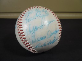 Signed Major League Baseball Autographed by 14 players Jerry Reuss, RS R... - $19.99