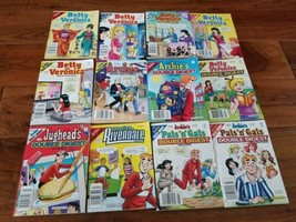 Lot of 13 Archie Comics Jughead, Riverdale, Betty and Veronica, Pals 'n' Gals - $25.69