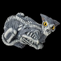 Life Size Gothic Horror ZOMBIE CAT PROP Halloween Prop Haunted House Dec... - $19.77