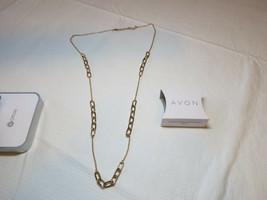 """Damen Avon Funkelnde Glieder Lange Halskette 36 """" + 3 """" Extern F3948691 Nip - $16.02"""