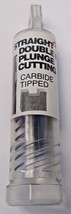 """Porter Cable 43300 5/16"""" Straight Double Flute Plunge Cutting Router Bit... - $7.43"""