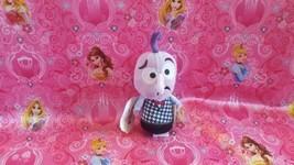 Disney Pixar Itty Bitty Hallmark Inside Out Fear Plush Stuffed Retired NWT - $12.13
