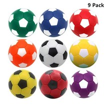 OuMuaMua Table Soccer Foosballs Replacements 1.42 inch Soccer Balls for ... - $8.51