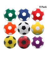 OuMuaMua Table Soccer Foosballs Replacements 1.42 inch Soccer Balls for ... - $8.57